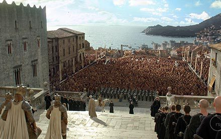 Girona Game Of Thrones Spain